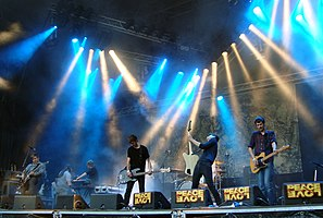 Cult of Luna, Peace and Love 2009.jpg