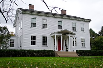 East Avenue Historic District - Image: Culver House Rochester NY
