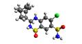 Cyclothiazide Model.png