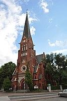 Częstochowa - Lutheran church 01.jpg