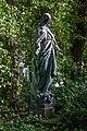 Dülmen, Skulptur auf dem Kirchplatz der St.-Viktor-Kirche -- 2014 -- 0147.jpg