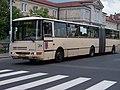Děčín, Hlavní nádraží, autobus 204 na lince 7.jpg