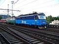 Děčín hlavní nádraží, lokomotivy 122 ČD Cargo.jpg