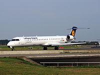 D-ACKB - CRJ9 - Lufthansa