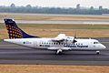 D-BSSS ATR.42-512 LH Regional-Contact Air DUS 28JUL06 (5930693978).jpg