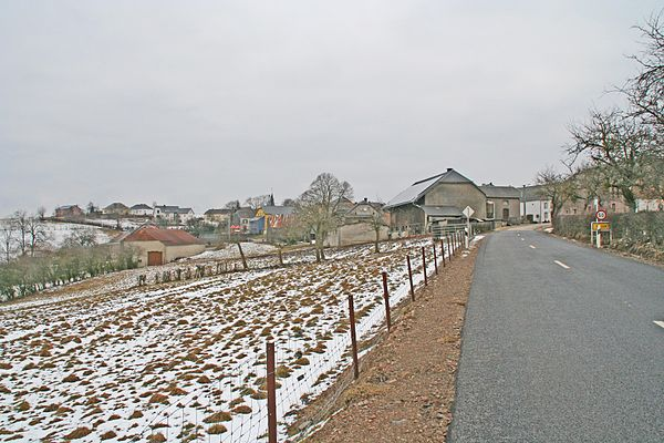 Dellen, Luxembourg