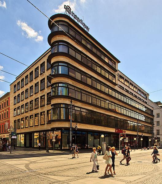 Centre commercial Kameleon à Wroclaw - Photo de Volens nolens kraplak.