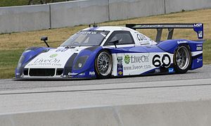 2012 24 Hours of Daytona - Image: DP 60 Michael Shank Racing Oswaldo Negri Jr John Pew Road America 2012