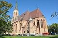 DSC 0018 Donaufelder Pfarrkirche Hl. Leopold Kinzerplatz.jpg