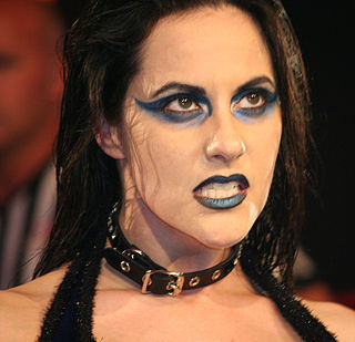 Daffney American professional wrestler and actress (1975–2021)