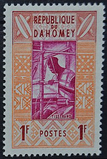 Postage stamps and postal history of Benin