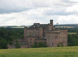 Dalhousie Castle - Image: Dalhousie Castle