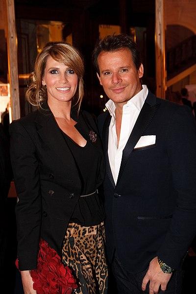 Bestand:Daniëlle Oerlemans, Leco van Zadelhoff bij Beau Monde Awards 2010.jpg