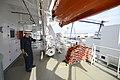 Daniel K. Inouye Coast Guard inspection 3.jpg