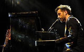 Daniele Silvestri Italian singer-songwriter