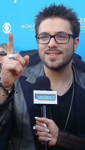 Danny Gokey - Gokey in April 2010