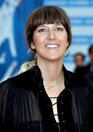 Daphné Bürki - Daphne Bürki in 2012 at the Deauville American Film Festival.