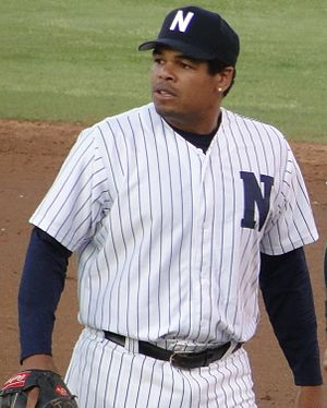 Daryle Ward - Ward with the Newark Bears in 2012