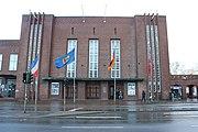 Das Deutsche Haus zum Neujahrsempfang der Stadt Flensburg (2014), Bild 02