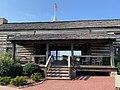 David Crockett Cabin at Discovery Park of America.jpg