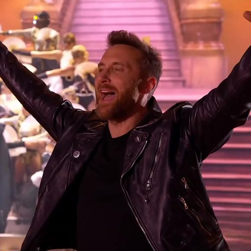 David Guetta live @ MTV EMA 2018
