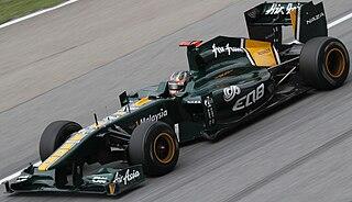 Davide Valsecchi Italian racecar driver