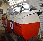 De Havilland Canada DHC1 Chipmunk T.10 PAX 'WG419' (41728424461).jpg