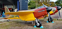 De Havilland Dh.98 Prototype Mosquit W4050 22Oct17.jpg