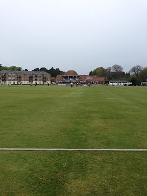 Dean Park Cricket Ground - Image: Dean Park 2