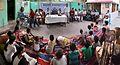 Debanshu Das Addressing - Health Check-up and Creative Ability Programme - Nisana Foundation - Debmalya Seva Mission - Howrah 2014-04-06 9857-9861.JPG