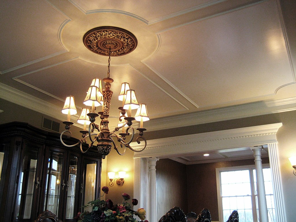 File Decorative Ceiling Trim Work Jpg Wikimedia Commons