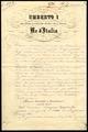 Decreto del re Umberto I con cui si conferisce a Serafino Capezzuoli il titolo di Professore emerito.tif