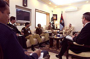 Joint Staff Headquarters (Pakistan) - Image: Defense.gov photo essay 070203 F 5107H 004