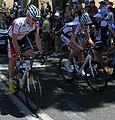 Delage and Kaisen, Checker Hill, TDU 2010 Stage 2.JPG