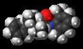 Denatonium cation 3D spacefill.png
