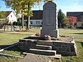 Denkmal 1.Weltkrieg - Töpchin - panoramio.jpg