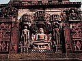 Deogarh, UP. Jain temple complex.jpg
