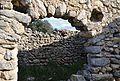 Despoblat morisc de l'Atzuvieta, arc (Vall d'Alcalà).JPG