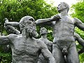 Detail of Sculpture - Tokiwa Park - Asahikawa - Hokkaido - Japan - 01 (48018096996).jpg
