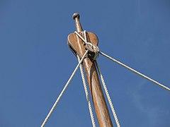Detall d'una embarcació, 3 (Port de Silla).jpg