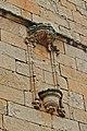 Detalle de la fachada de la iglesia de San Pedro Apostol en El Pedroso de la Armuña.jpg