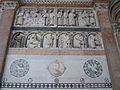 Detalls de la façana del duomo de Lucca.JPG