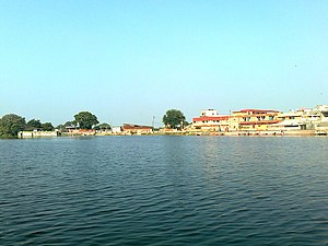 Dashair and Dhankar Lake - Image: Dhakor lake
