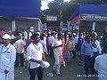 Dhammachakra Pravantan Din celebration at Deekshabhoomi, Nagpur (1).jpg