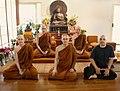 Dhammagiri Forest Hermitage, Buddhist Monastery, Brisbane, Australia www.dhammagiri.org.au 75.jpg