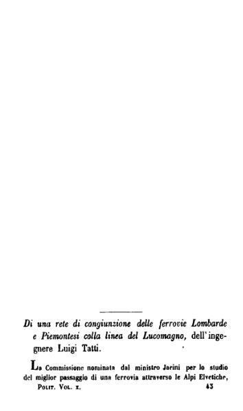 File:Di una rete di congiunzione delle ferrovie Lombarde e Piemontesi colla linea del Lucomagno.djvu
