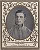 Dick Hoblitzell, Cincinnati Reds, baseball card portrait LCCN2007683742.jpg