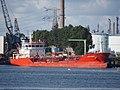 Dicle Deniz (ship,2009 ) IMO 9464273 Port of Rotterdam.JPG