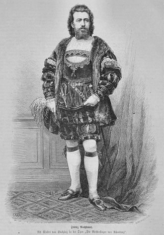 Franz Nachbaur - Franz Innozenz Nachbaur