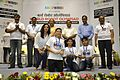 Dignitaries with Prize Winners - Valedictory Session - Indian National Championship - WRO - Kolkata 2016-10-23 9105.JPG